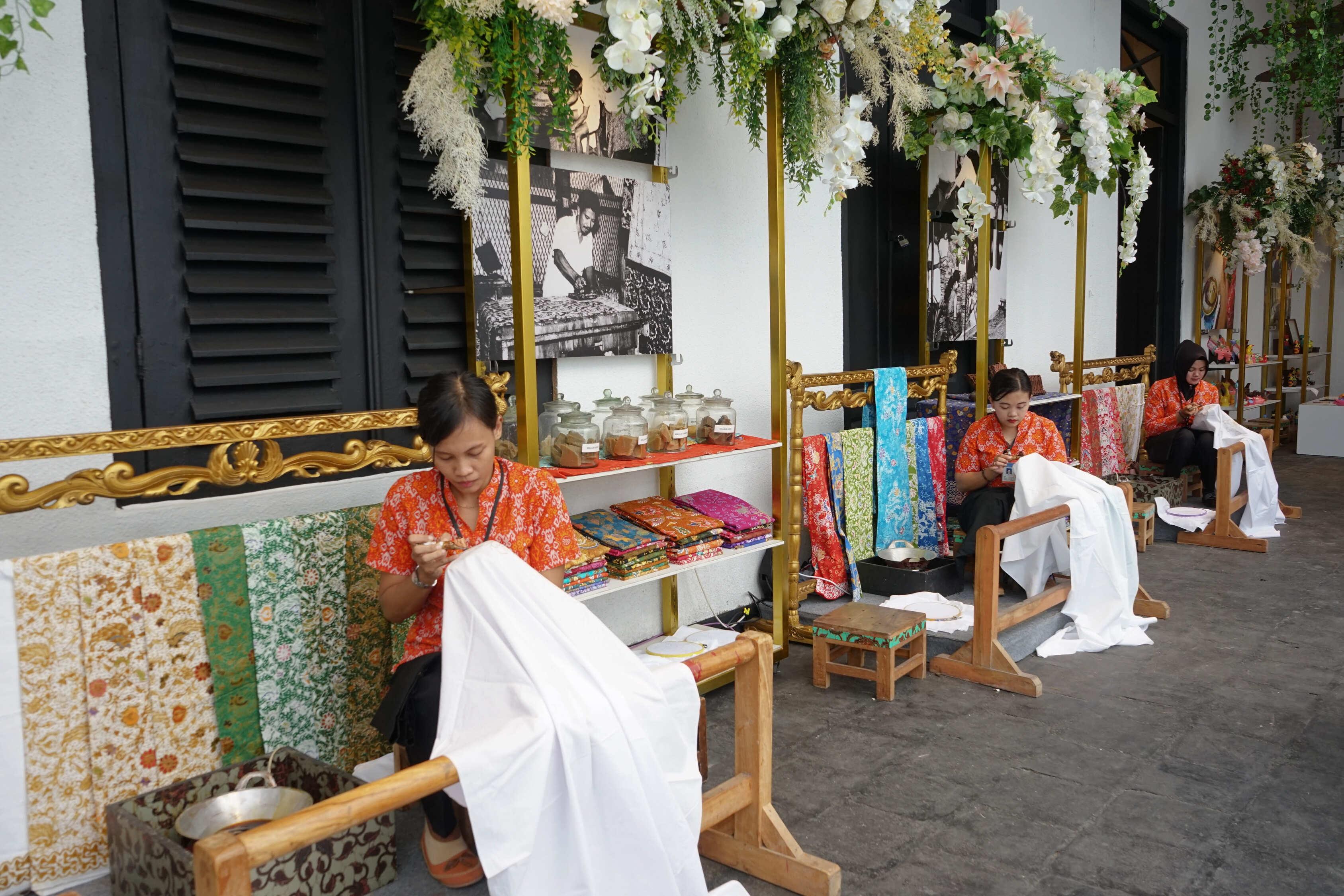 Hari Batik Nasional Oktober 2019
