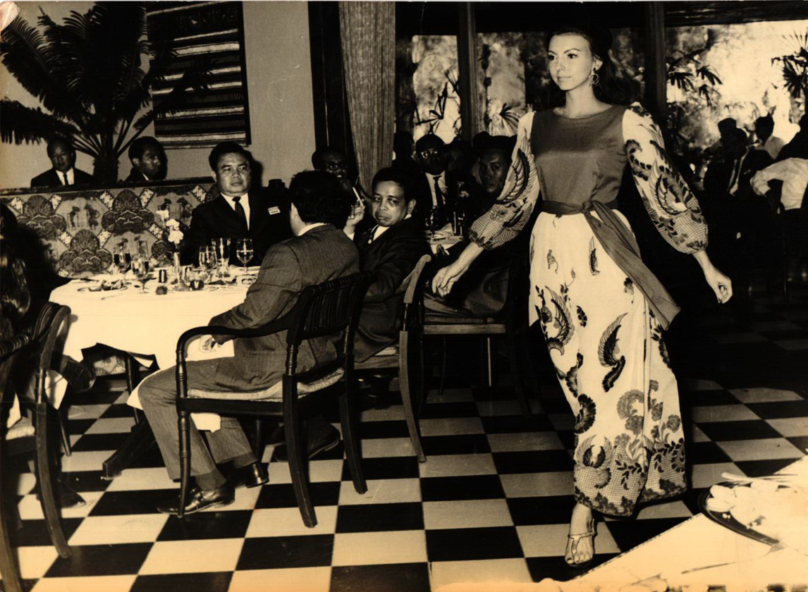 Fashion Show tahun 1970