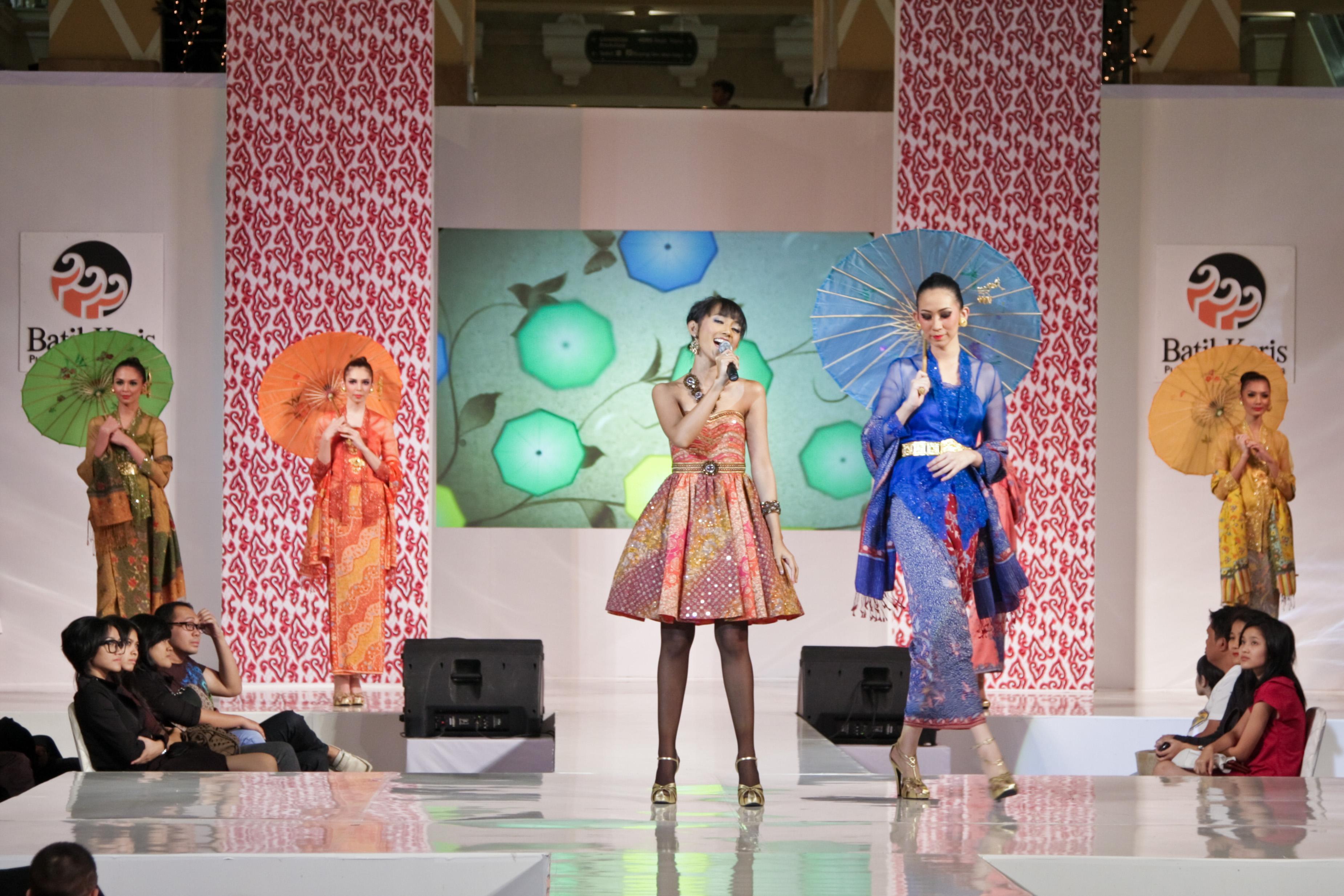 Fashion Show Indonesiaku