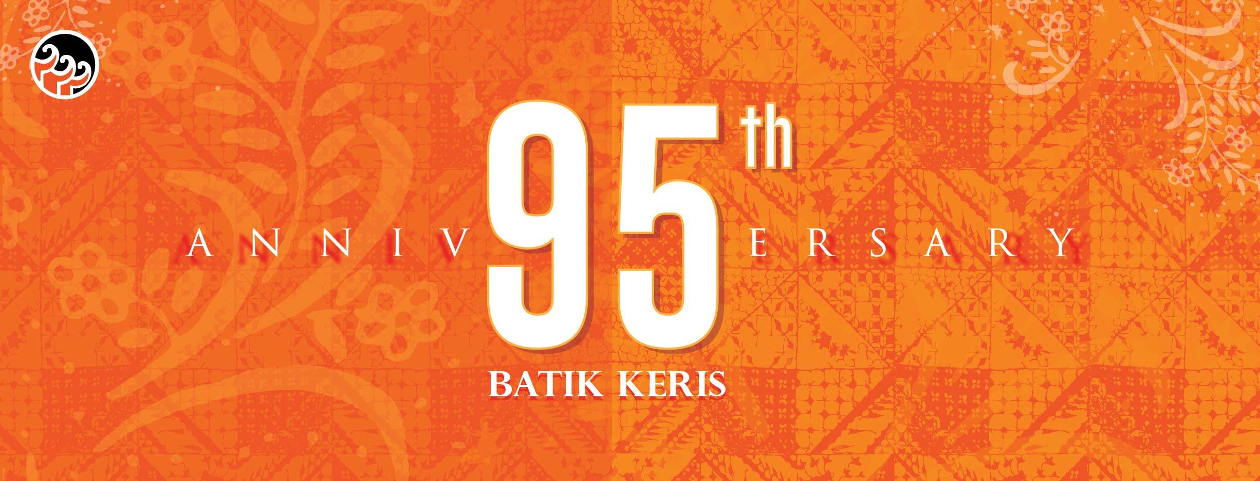 95 Tahun Batik Keris