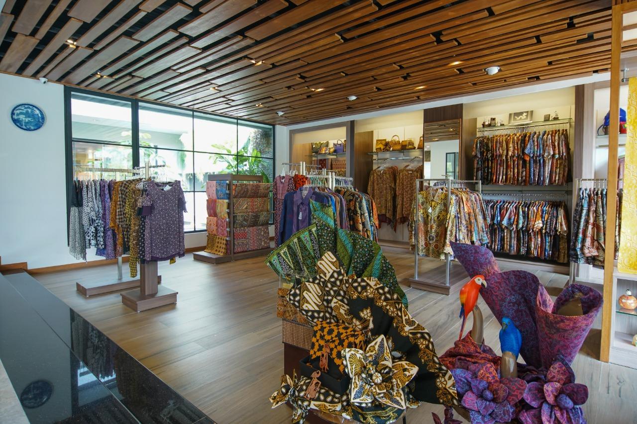 Informasi gerai dan counter Batik Keris yang sudah kembali buka