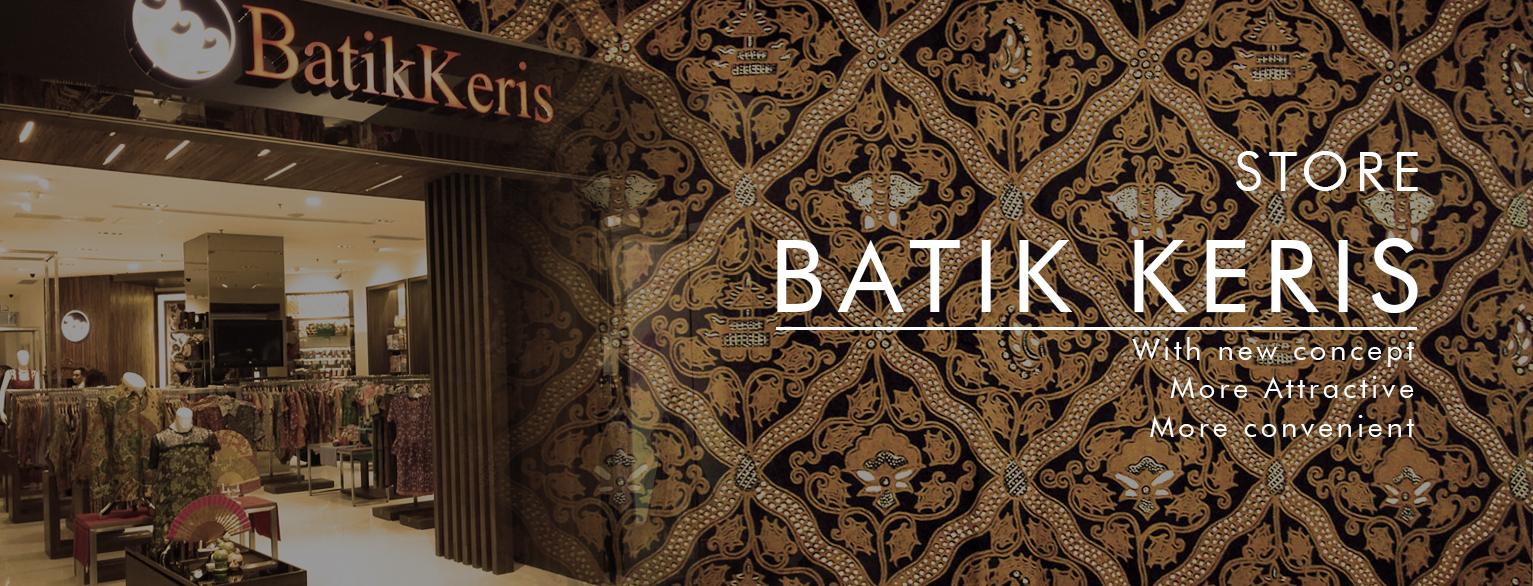 Batik Keris Plaza Indonesia Hadir dengan Konsep Baru