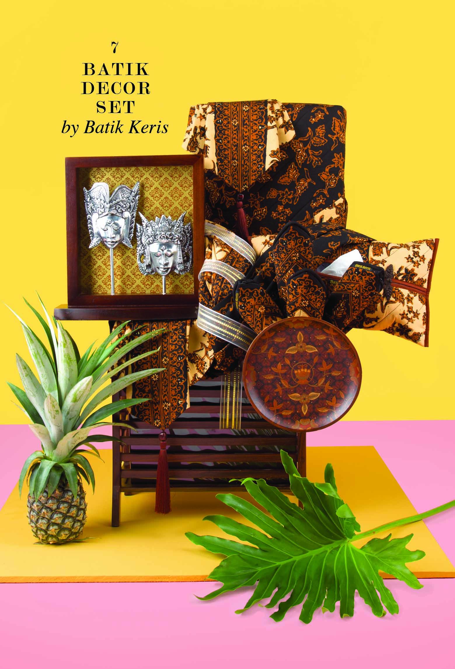 Parcel Batik Keris