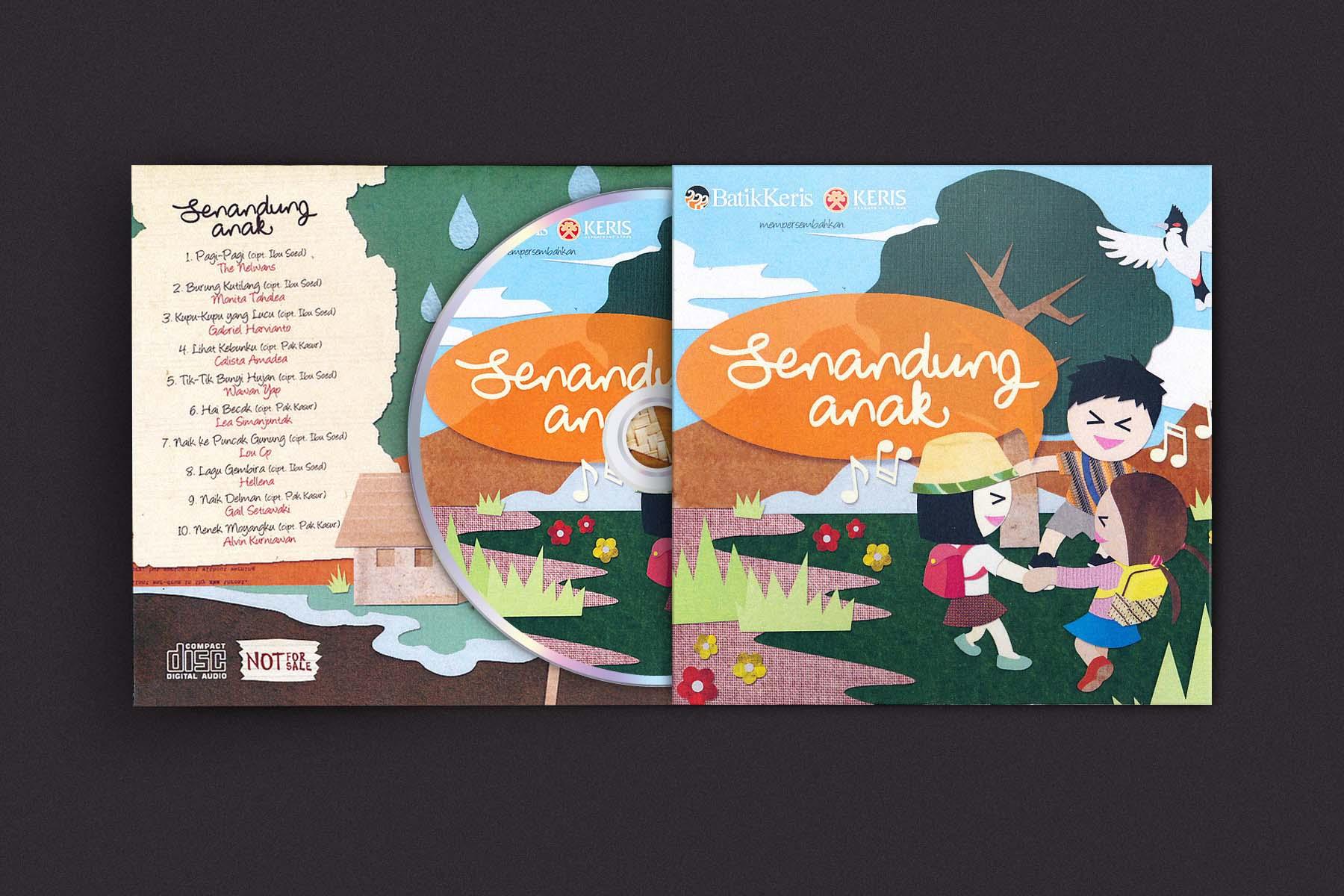 CD Senandung Anak